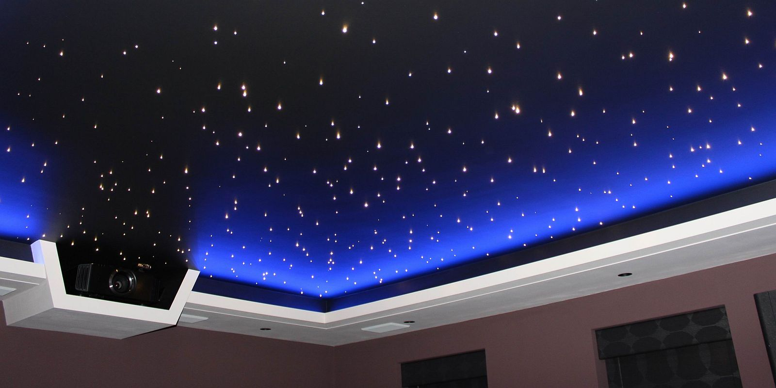 Starry Sky Ceiling Night Lights Stars