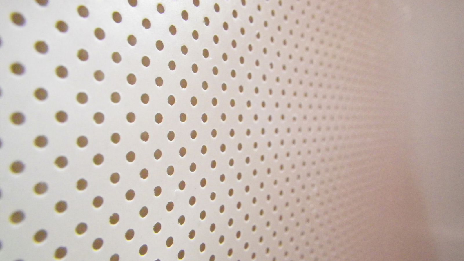 Acoustic stretch ceilings barrisol